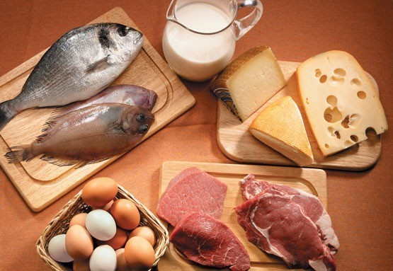 Dr. Yuliya Klopouh helps you understand Meat Dairy and Milk