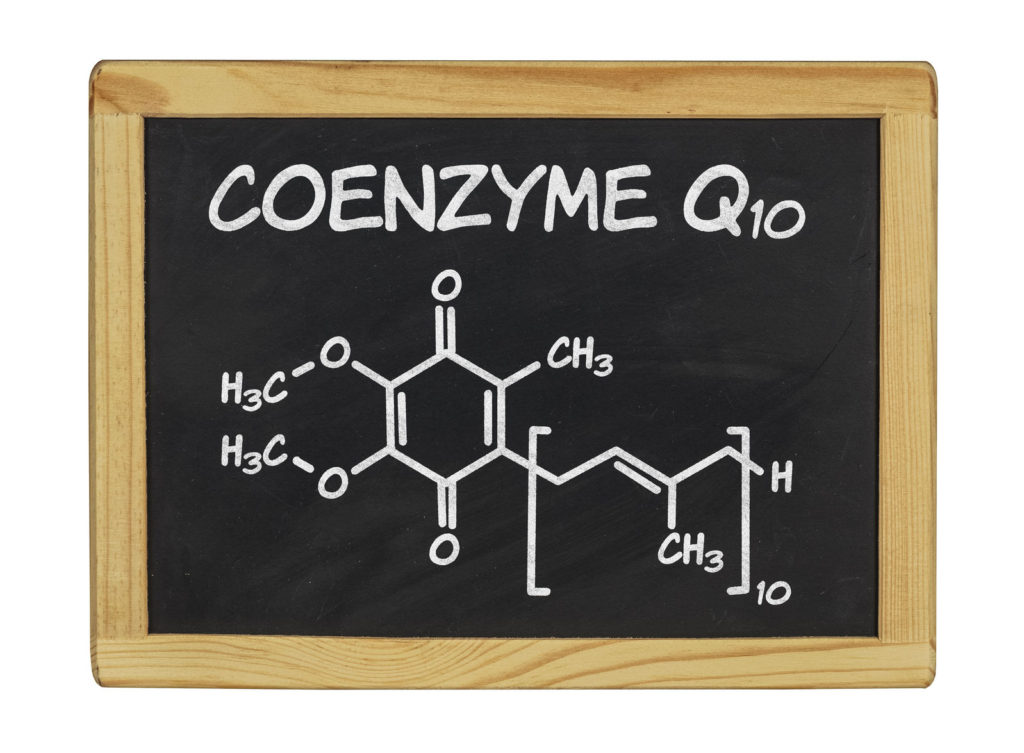25097374 - chemical formula of coenzyme q10